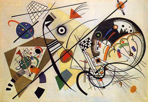 figuras geometricas kandinsky os tra 231 os e as cores de kandinsky saladacorporativa