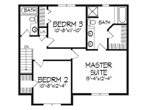 tudor house floor plans elmbridge english tudor home plan 091d 0077 house plans and more