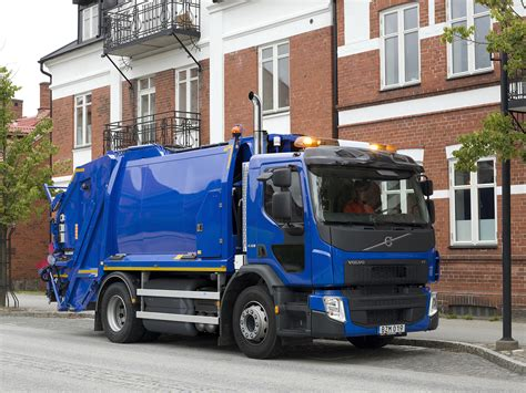 volvo truck production volvo fe cng announced production to start in early 2015
