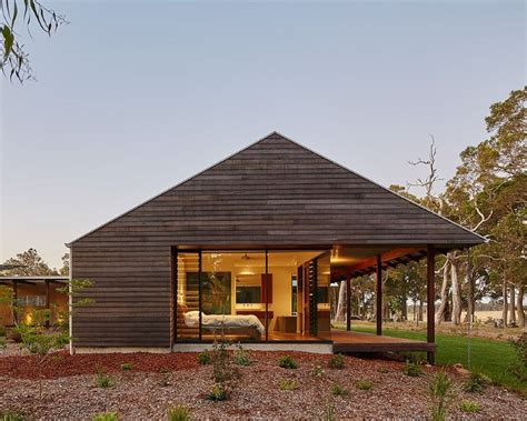 farm home plans modern australian farm house with passive solar design