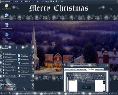 christmas themes for win xp top 7 christmas themes for windows xp