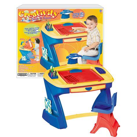 art desk for kids american plastic toys art desk easel