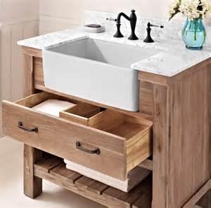 napa 36 quot farmhouse vanity sonoma sand fairmont designs
