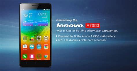 Lenovo A7000 Warna lenovo a7000 skrin 5 5 inci dolby atmos harga rm699