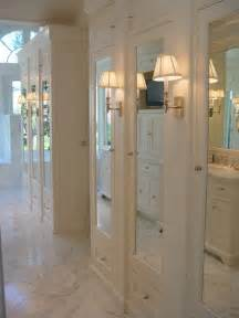 bathroom closet door ideas 10 stylish ideas using bathroom mirrors