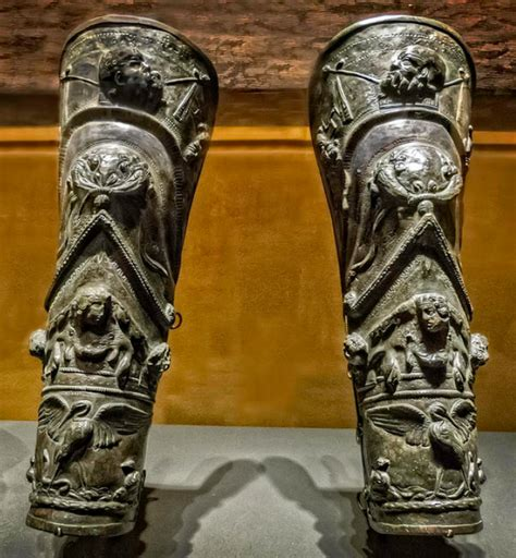 ancient to post medieval history roman gladiator shin
