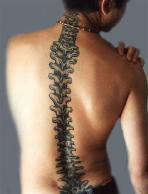 mens spine tattoos the gallery for gt indian feather designs for