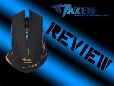 Mouse Razer Type R mazer type r e blue 2500 dpi mouse review