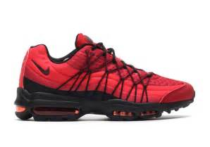 Comfortable High Top Sneakers Nike Air Max 95 Ultra Se Gym Red Sneaker Bar Detroit