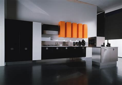 orange and white kitchen ideas orange and black interiors living rooms bedrooms and