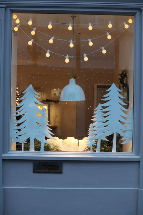 Window Decorations Lights by 70 Awesome Window D 233 Cor Ideas Digsdigs