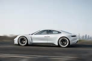 salon francfort 2015 porsche mission e concept