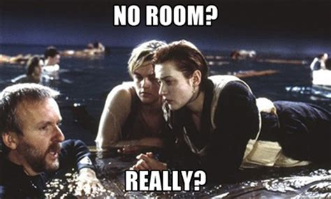 Titanic Door Meme - titanic meme ezra won t shut up