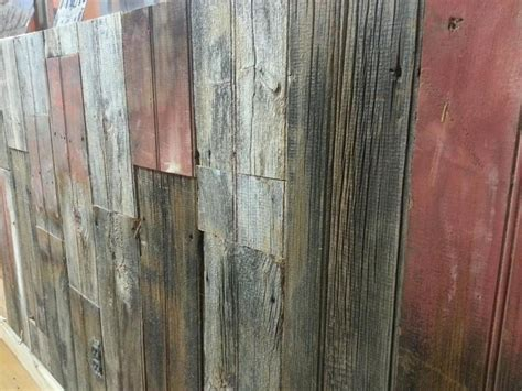 Old Wood Paneling barn wood paneling the faux board best house design