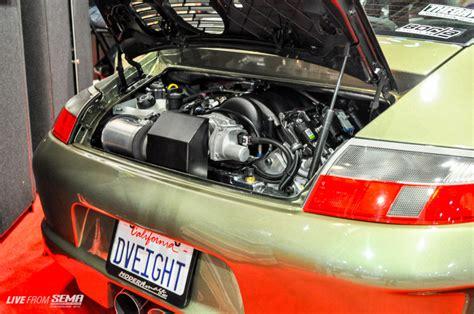 porsche 911 v8 the widebody v8 powered porsche 911 dv8 engine swap