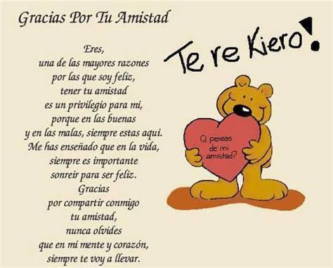 imagenes animadas amistad 1000 images about poemas de amistad on pinterest