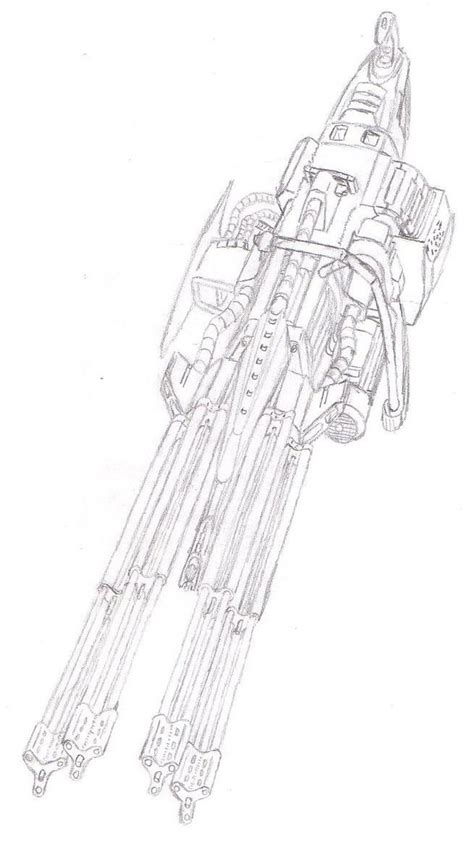 minigun coloring page runestorm view topic personal weapons with concept art in