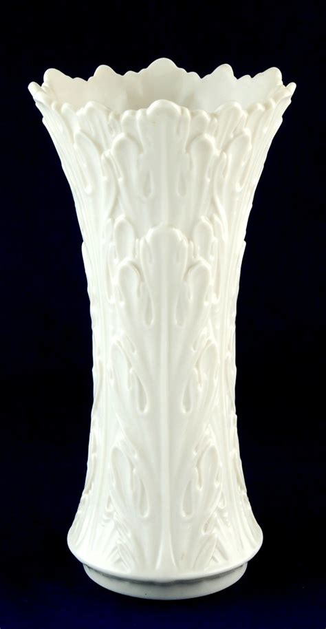 Lenox Vase by Lenox Woodland 8 5 Quot Vase Sculptured Leaves And 50 Similar