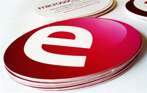 desain logo bulat cara desain 20 desain kartu nama unik berbentuk bulat