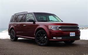 Ford Flex Review 2016 Ford Flex Canadian Auto Review