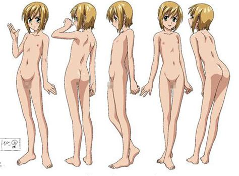 Boku No Pico Hentai Office Girls Wallpaper