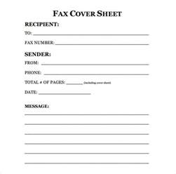 cover letter fax exle free printable fax cover sheet template pdf word