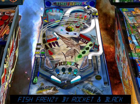 visual pinball tables