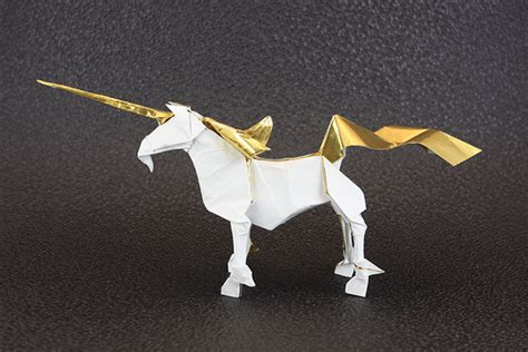 Origami Unicorn - the origami forum view topic unicorn designs