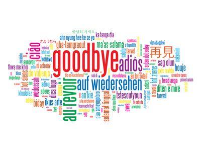 Free Farewell Speech Say Goodbye With Style Farewell Presentation Ideas