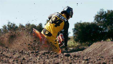 Ken Roczen ken roczen shift moto x lab blue label mx pro rider