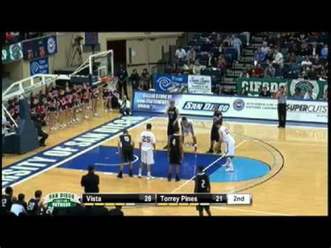 2012 cif san diego section division i boys basketball