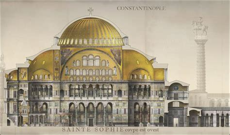 Empire And Architecture Constantinople Architecture Made In Atlantis