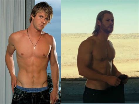 thor movie workout chris hemsworth thor workout routine and diet plan