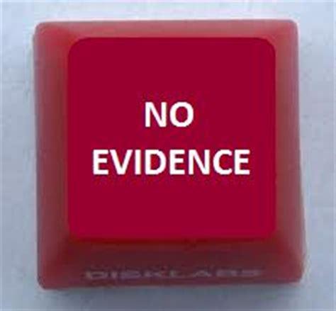 Leave No Evidence noevidence