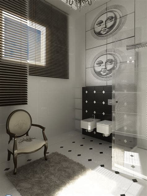 black and white victorian bathroom 25 black and white victorian bathroom tiles ideas and pictures