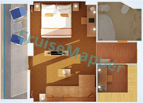 carnival cruise suites floor plan carnival dream cabins and suites cruisemapper