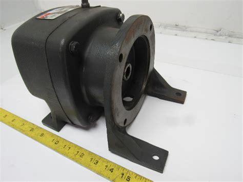 dayton za inline speed reducer gear box  ratio