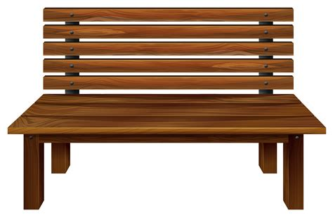 no bench wooden bench clipart clipground