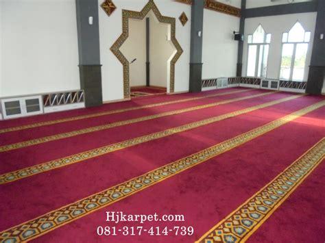 Karpet Meteran Termurah karpet masjid di demak termurah hjkarpet karpet masjid