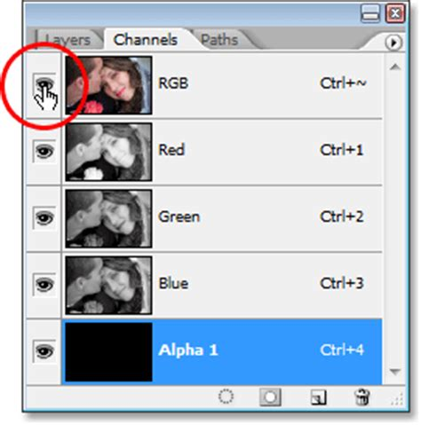 adobe photoshop alpha channel tutorial creative focus with lens blur in photoshop