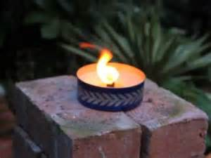 windproof garden candles great for weddings barbecues