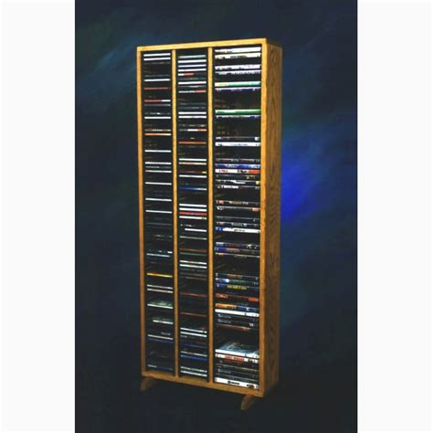 dvd racks model 312 4 cd dvd combination rack