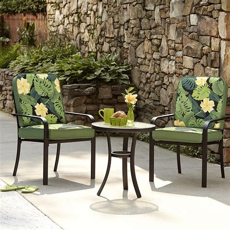 backyard patio awnings oak cliff custom 3 piece metal bistro sets 6 tall outdoor bistro sets for your patio or