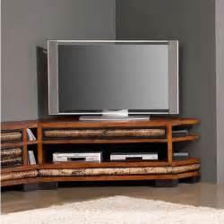 meuble tv d angle bambou sha 2648