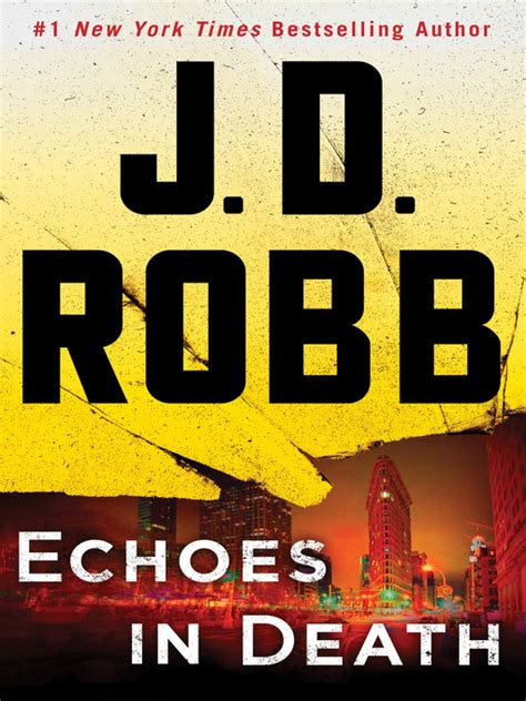 echoes in an dallas novel in book 44