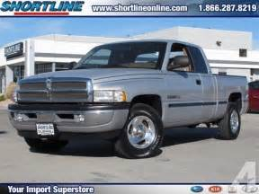 2000 Dodge Ram 1500 2000 Dodge Ram 1500 For Sale In Colorado Classified Americanlisted