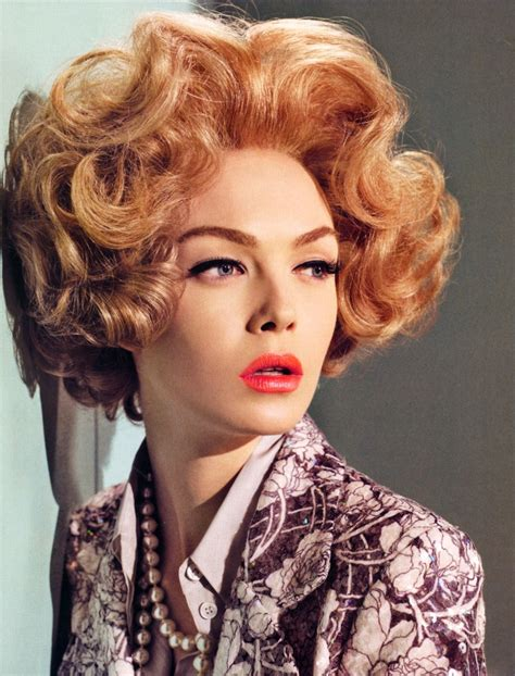 how stylist curled your hair in the 50s and 60s david mallett paris salons in paris the leading