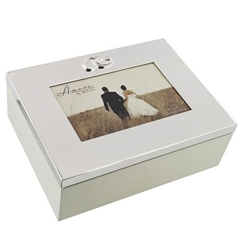 Wedding Keepsake Box Australia by Silver Plated Keepsake Box Gifts Australia