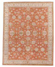 Orange Area Rug 8x10 Beautiful Traditional Handmade 8x10 Area Rug Orange Beige