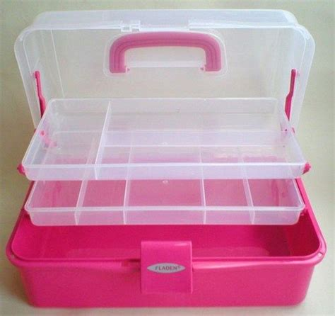 Boxes For Dogs Picture More - pink 2 tray storage box ideal as diy tool box